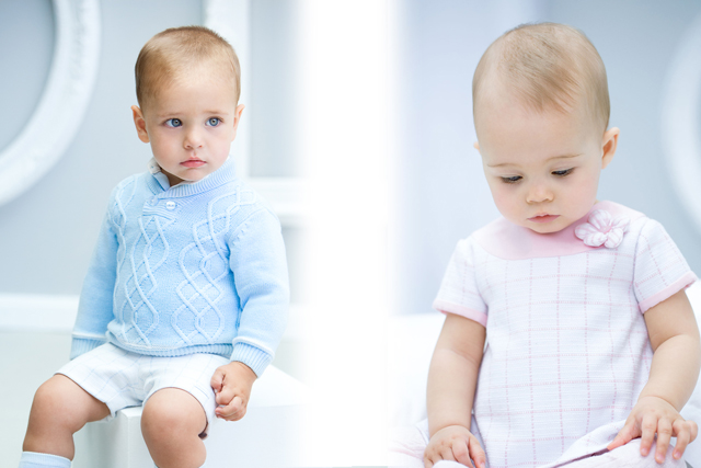 comprar ropa de bebe clasica en Tuttopiccolo