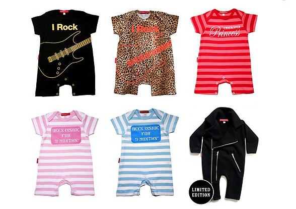 35018afd3c2c Ropa para bebés alternativos en Oh Baby London - CharHadas