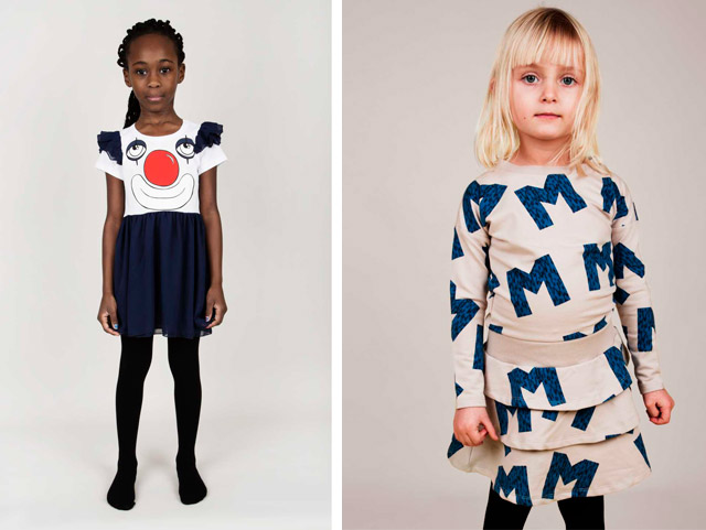 vestidos niñas minirodini