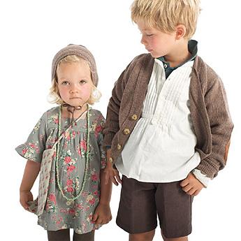 395cba67a049 Ropa para niños de Nicoli. Catálogo online para este Otoño Invierno 2010