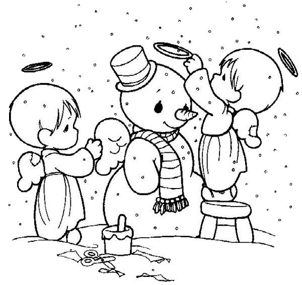Dibujos De Navidad Para Imprimir Y Colorear En Casa Charhadas