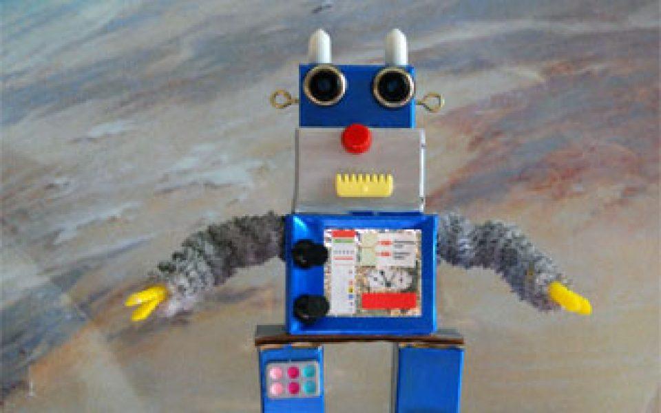 Como Hacer Robots Con Cajas De Caramelos Manualidades Para