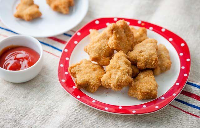 Nuggets navideños