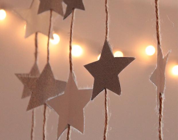 Como Decorar Una Estrella De Navidad Para Ninos.Manualidades De Navidad Adornos Para Hacer Con Ninos