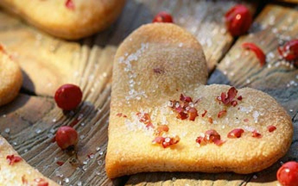 Recetas San Valentín Galletas O Masa De Pasta Brisa Charhadas