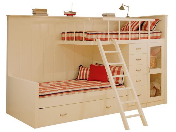 Literas infantiles literas de ikea literas de madera for Habitaciones infantiles dobles ikea
