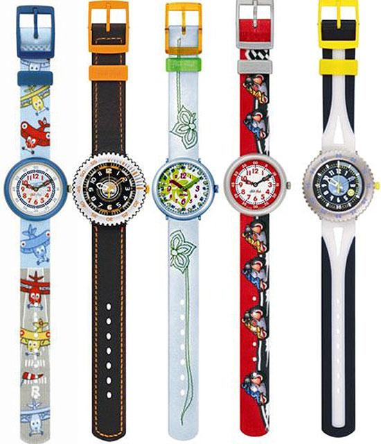 bba5a8de75ed Flik Flak… relojes divertidos para el Verano – CharHadas
