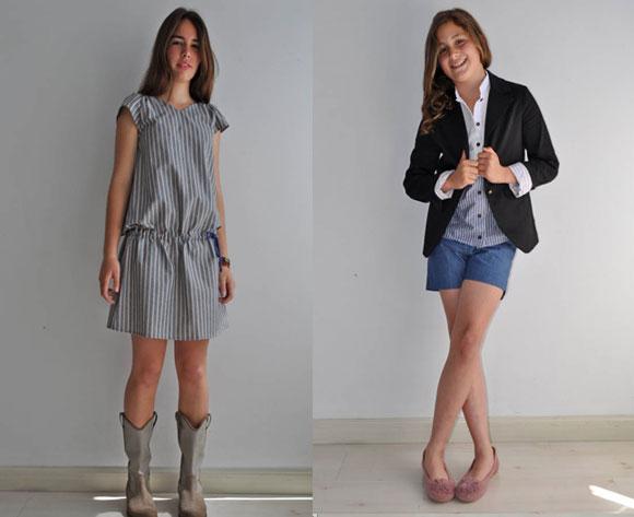 328ef67eb Vestir a una niña que ya no es