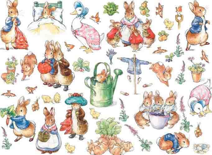 El Mundo De Beatrix Potter Charhadas