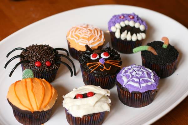 Cómo Decorar Cupcakes De Halloween Charhadas