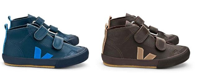 Para Niños Veja Ecológicas Son Zapatillas Charhadas wkX8ON0nPZ