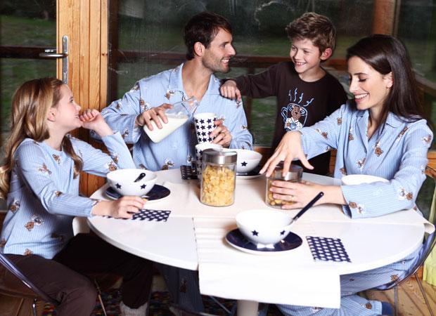 estilos frescos compre los más vendidos zapatos de otoño Pijamas para toda la familia de Coup de Coeur - CharHadas