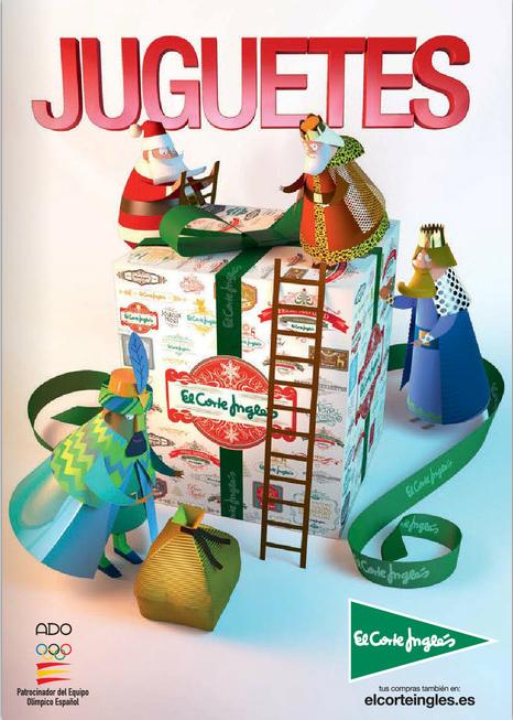 b6c6b136960a Catálogo de Juguetes de El Corte Inglés - CharHadas