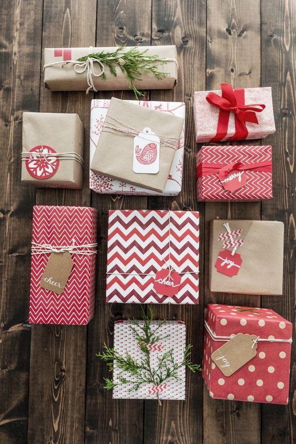 Ideas originales para envolver los regalos en navidad - Envolver regalos original ...