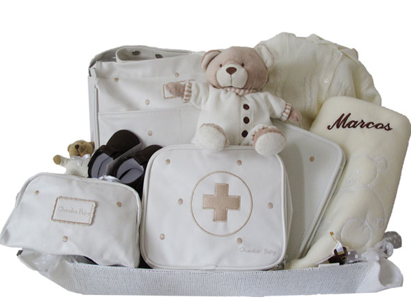 Regalos originales para el reci n nacido y canastilla - Cuadros originales para bebes ...