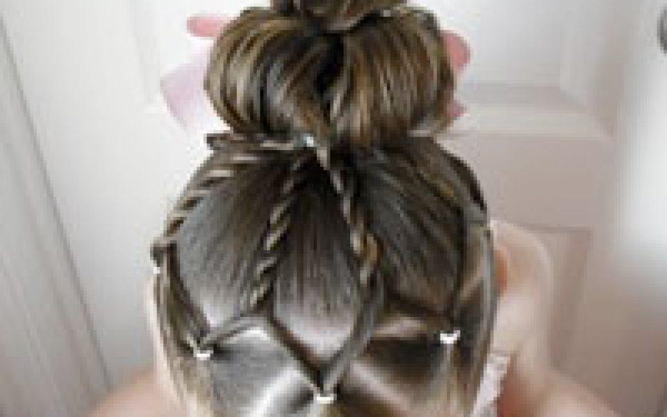 Peinados recogidos en mono