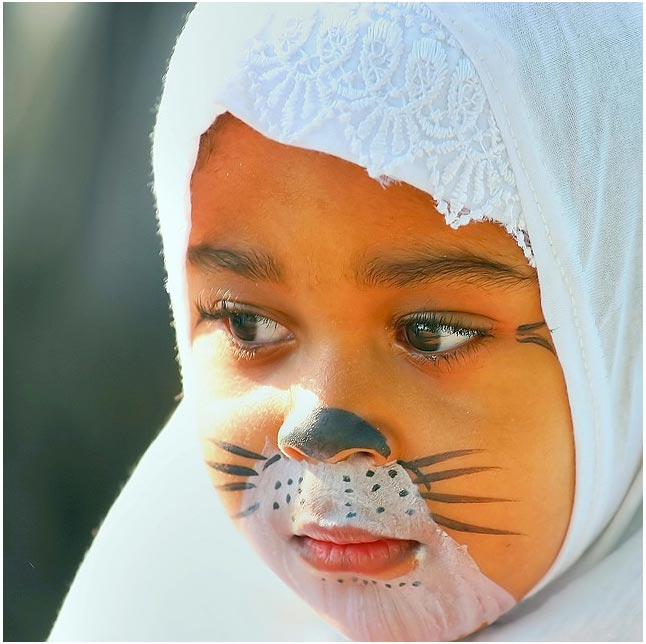 Pintar La Cara De Gatito Para Niños Charhadas