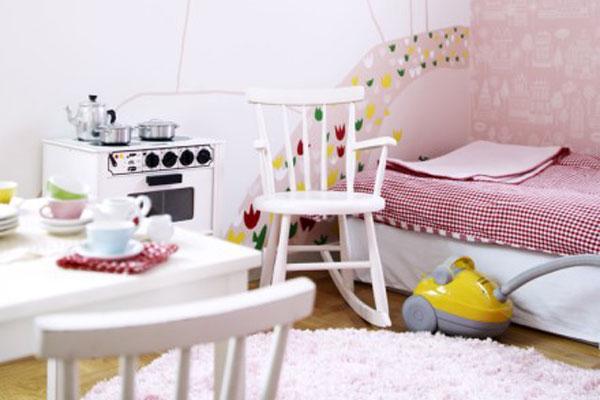 Ideas para decorar un cuarto de juegos para niños - CharHadas