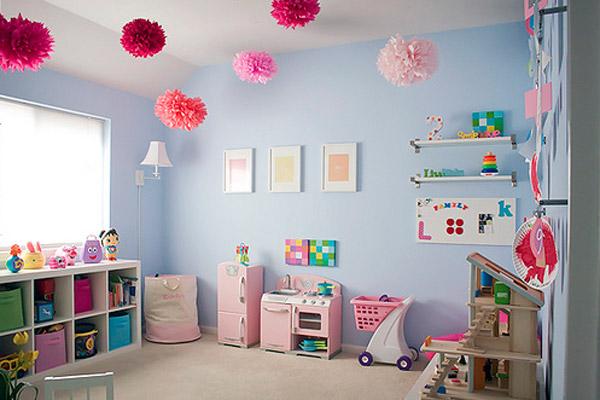 Ideas para decorar con Pompones de seda. - CharHadas