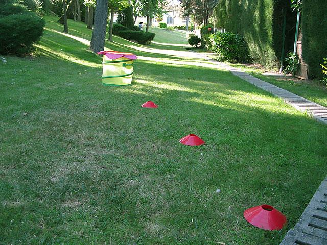 Juegos para niños al aire libre - CharHadas