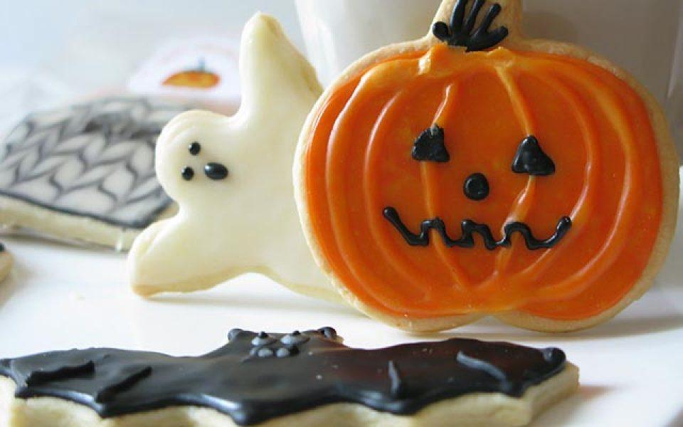 Recetas De Galletas Decoradas De Halloween Charhadas