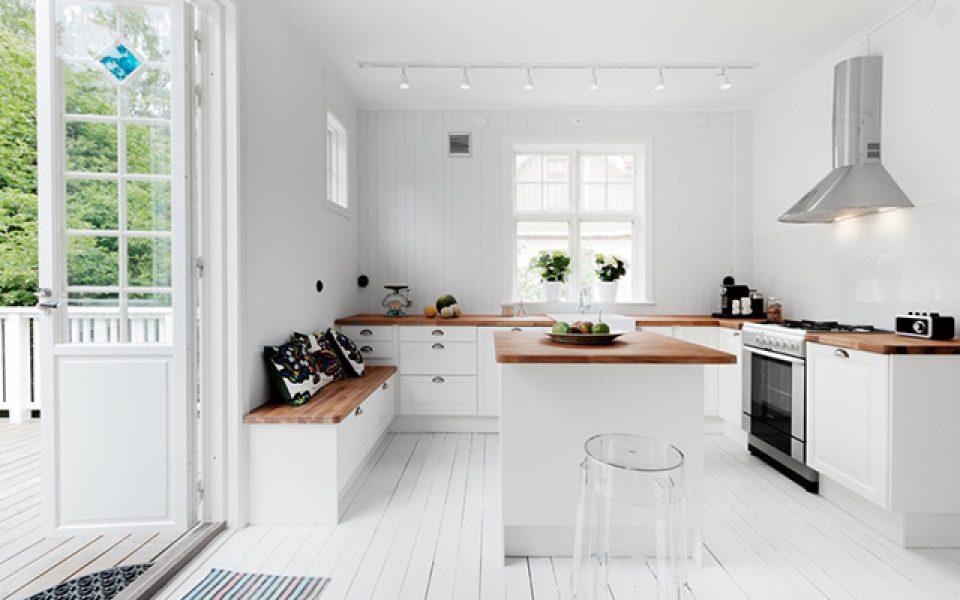 Ideas para hacer de tu cocina un lugar único - CharHadas