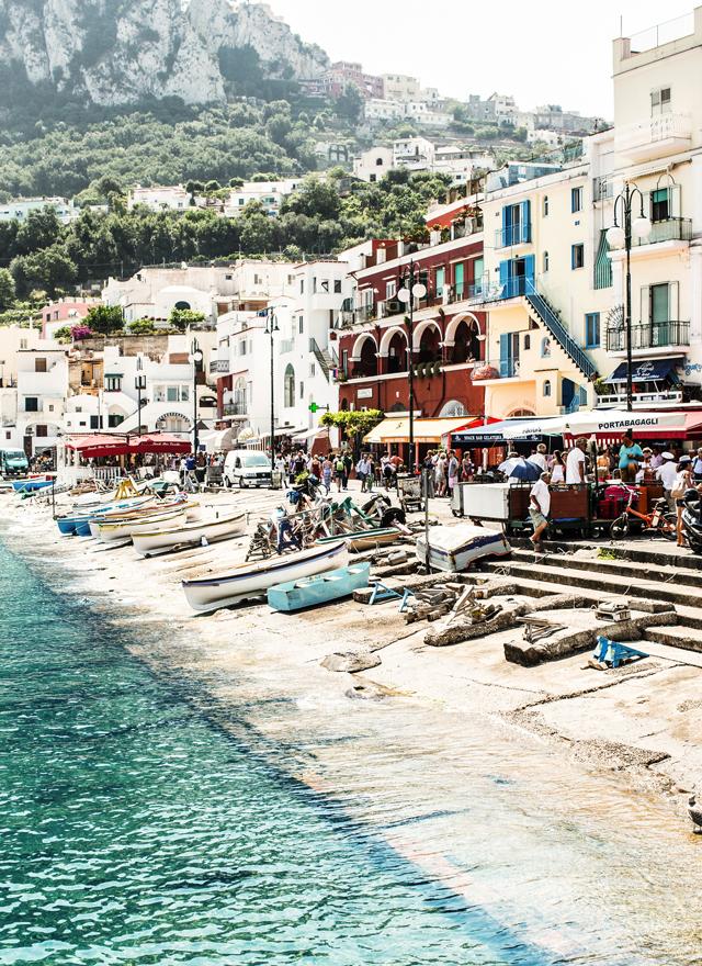 Capri Playa
