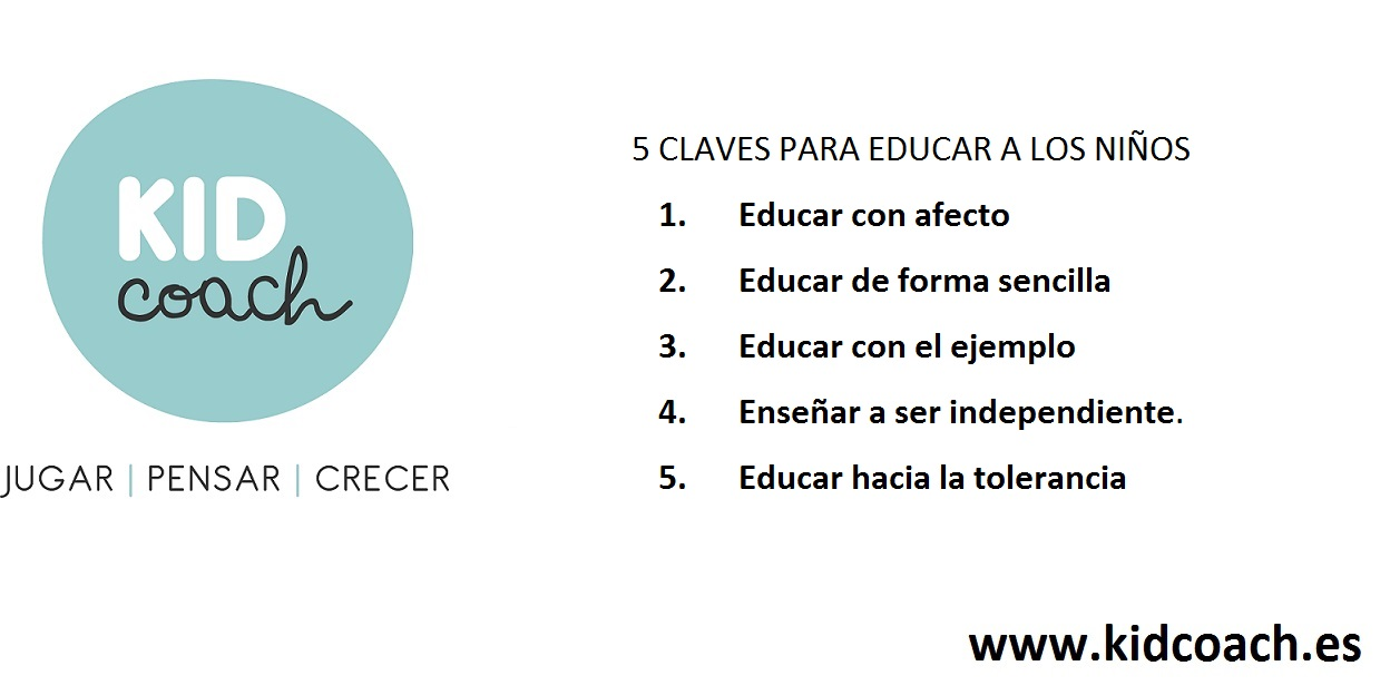 5 CLAVES EDUCAR