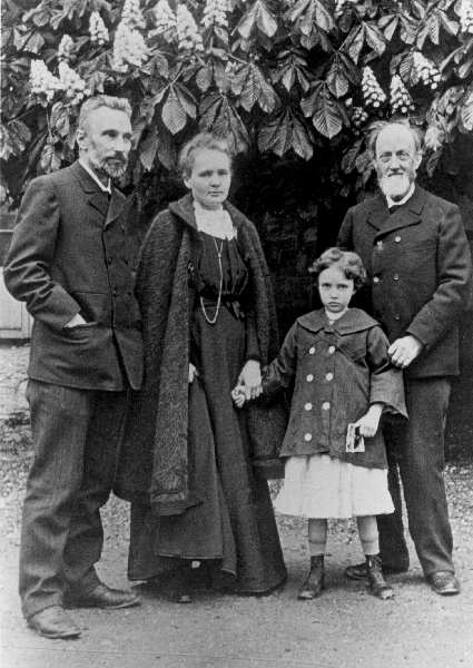 famille_Curie