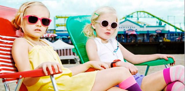 80cf4246a1 Zoobug, Gafas de sol para niños - CharHadas