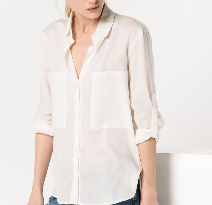 Las camisas mi look favorito - CharHadas