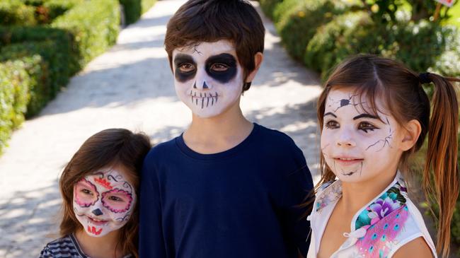 Snazaroo Maquillaje Para Tu Fiesta De Halloween De Muerte