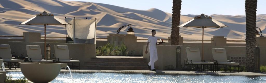 desierto piscina