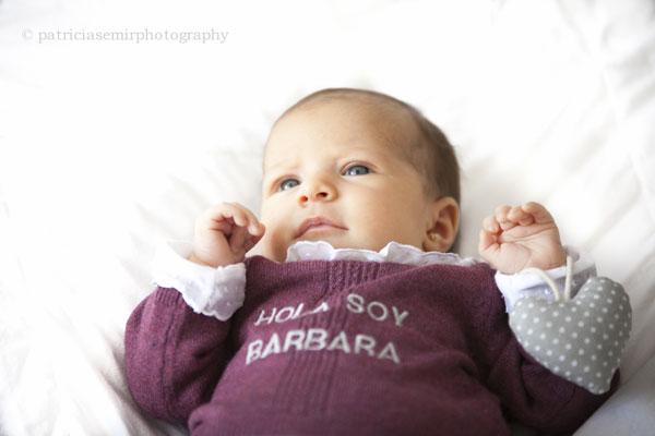 Jersey Bebe personalizado bordado Ropa Recién Nacidos