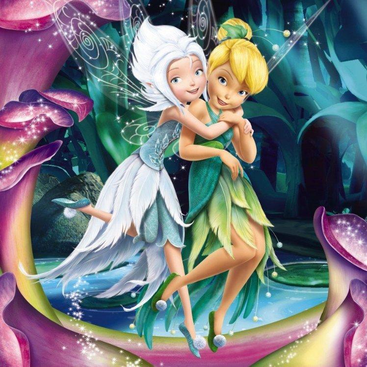 disney-fairies-hadas-tinker-bell-periwinkle-campanilla-silversmith-vidia-rosetta-fawn-iridesa-terence-secret-of-the-wings-secreto-de-las