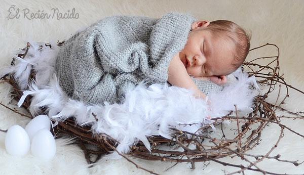 Fotografos Recién nacidos bebés Atrezzo sesiones fotos Invierno navidad El Recién Nacido