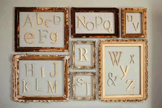 letras de madera abecedario 11