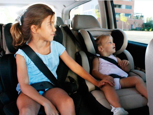 silla coche niño 10 años