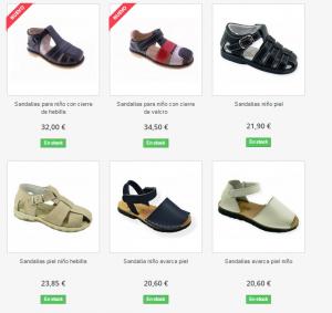 f6567c3e8 En la ranita roja sabemos lo importante que es elegir un calzado adecuado  para la temporada de verano
