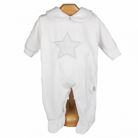 pijama invierno El Recién Nacido bebé estrella niño niña