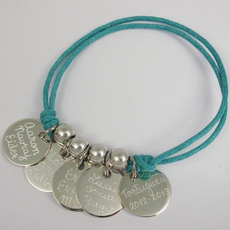 pulsera profesora joyas personalizadas regalos detalles