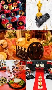 Fiesta tematica alfombra roja 1