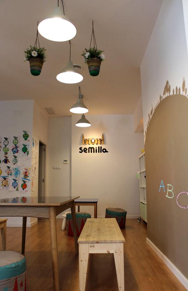 Semilla, un espacio creativo donde desarrollar el aprendizaje del niño