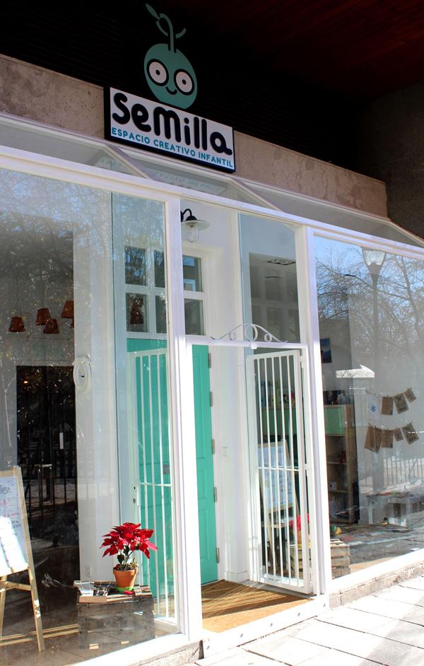Semilla, un espacio creativo para desarrollar el aprendizaje del niño