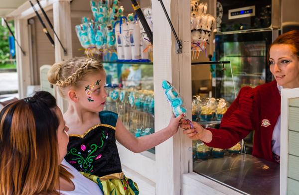 Frozen: el Mercado de Arendelle