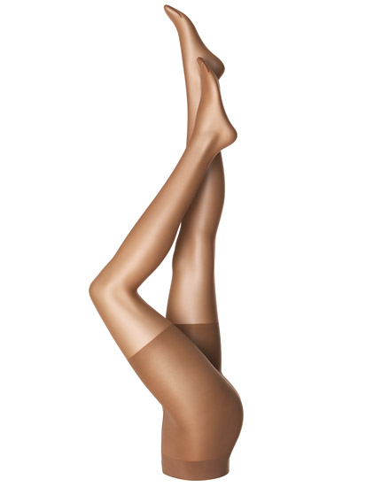 4 Wolford - 17056 - Luxe 9 Control Top Tights - Outline 4255