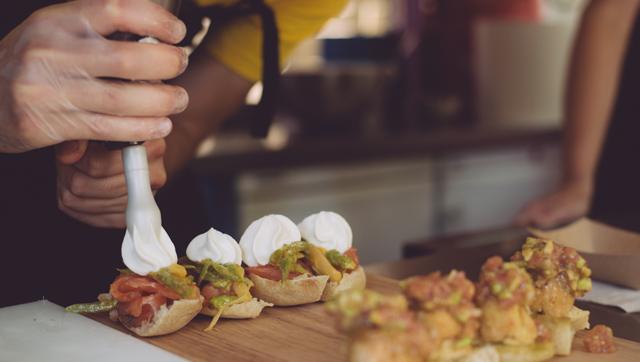 El mejor street food
