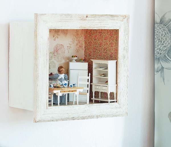 Casitas de muñecas DIY 11
