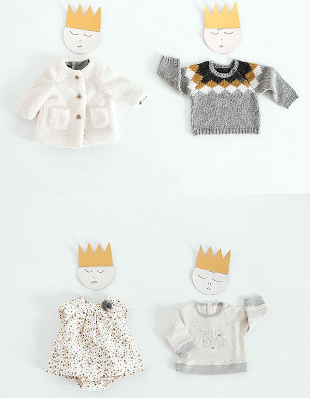 Nueva Colección Zara Mini. Prendas para bebés de 0 a 12 meses