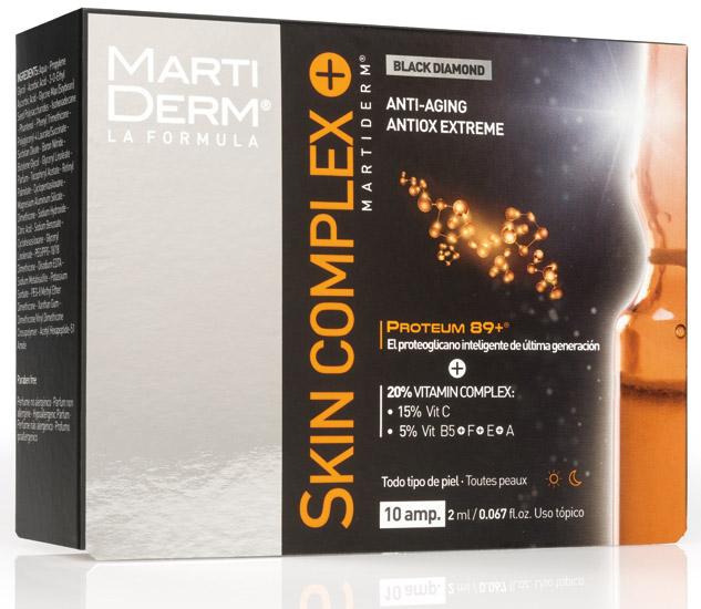 6 Ampollas SkinComplex+ MartiDerm